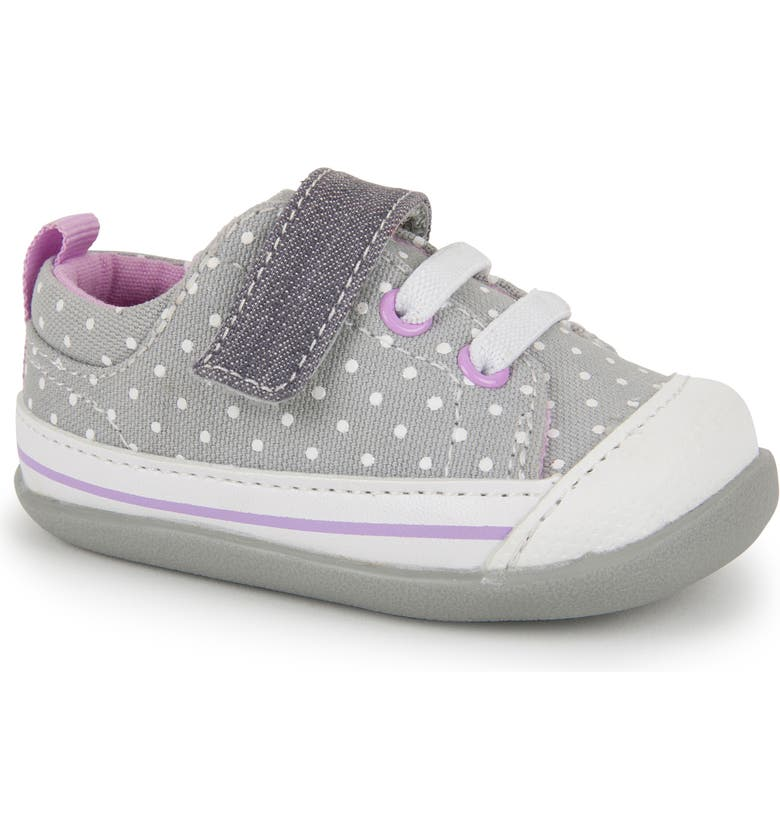 SEE KAI RUN Stevie II Sneaker, Main, color, GREY DOTS