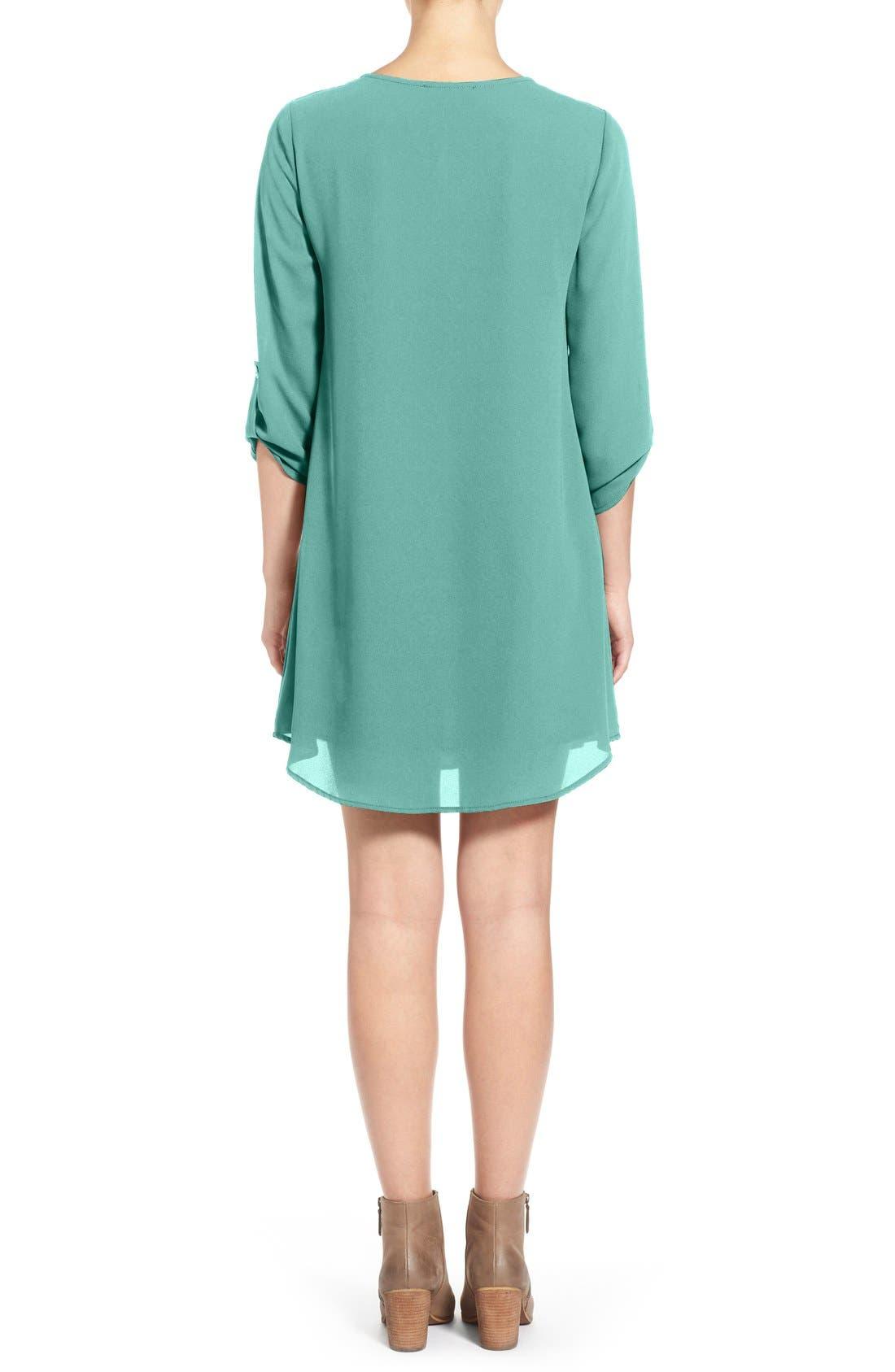 ,                             Karly Shift Dress,                             Alternate thumbnail 68, color,                             439