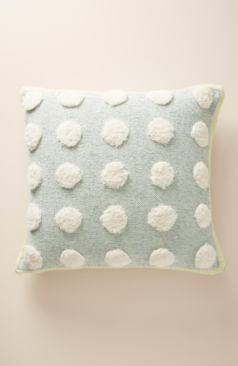 ANTHROPOLOGIE Suvarna Accent Pillow, Main, color, 455