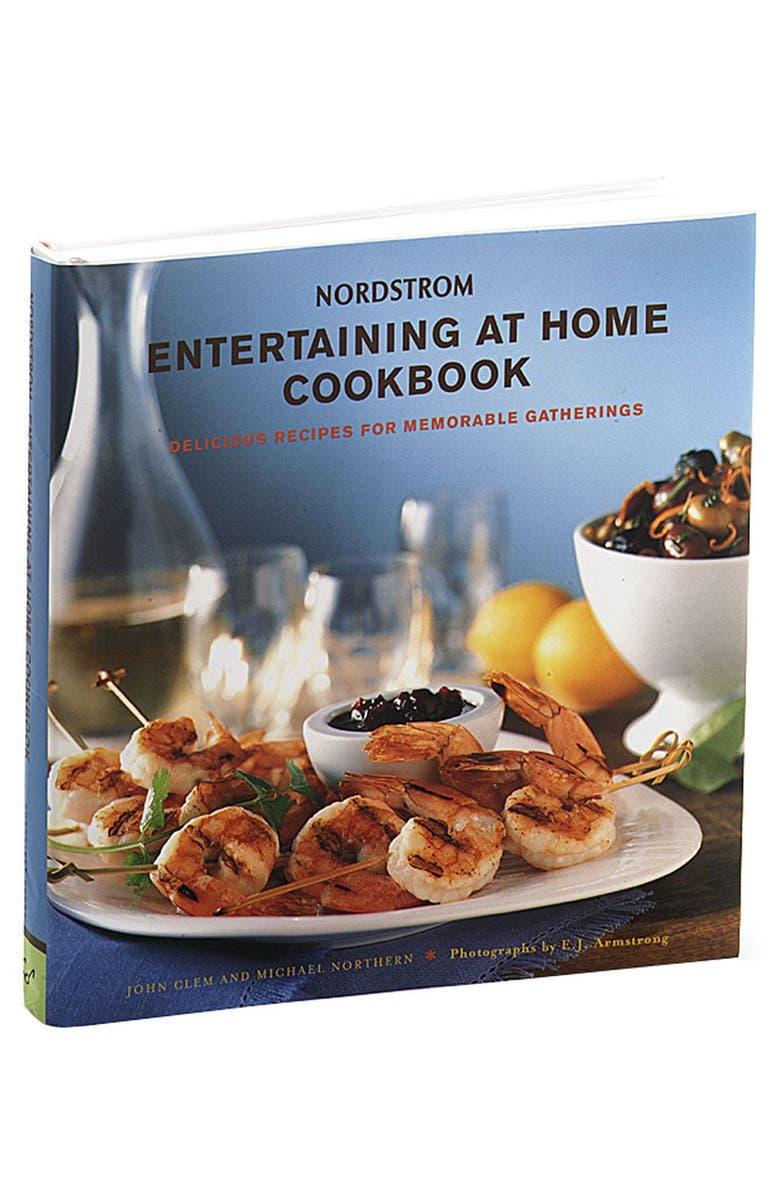 GARDEN DISTRIBUTING Nordstrom Entertaining At Home Cookbook, Main, color, NON