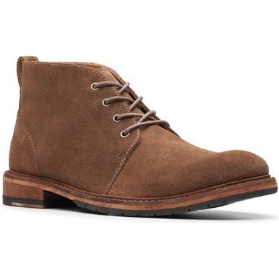 Clarks Clarkdale Chukka Boot, Brown