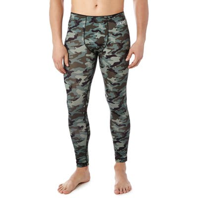 2(X)Ist Sliq Performance Leggings, Green