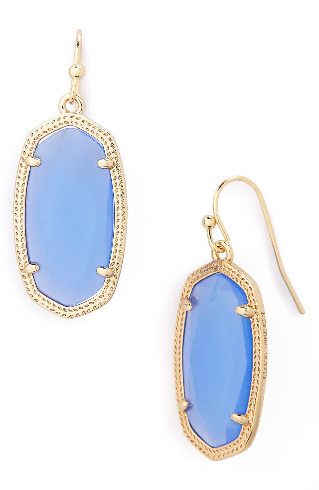 ,                             Dani Stone Drop Earrings,                             Main thumbnail 59, color,                             500