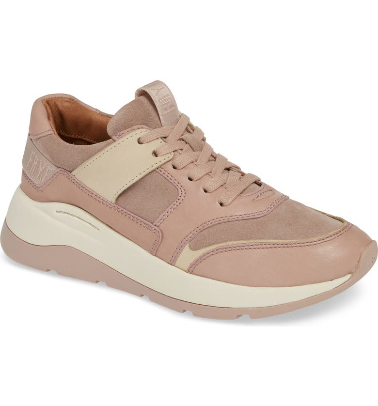 FRYE Willow Sneaker, Main, color, LILAC