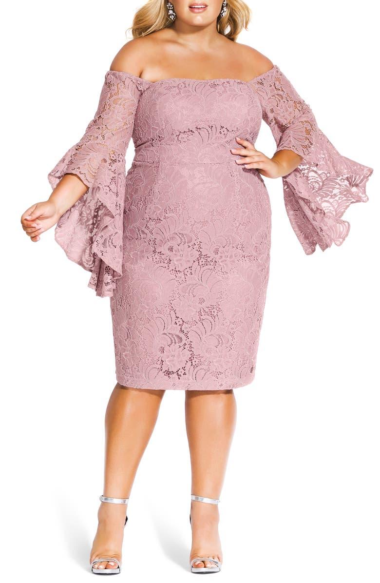 Mystic Lace Dress