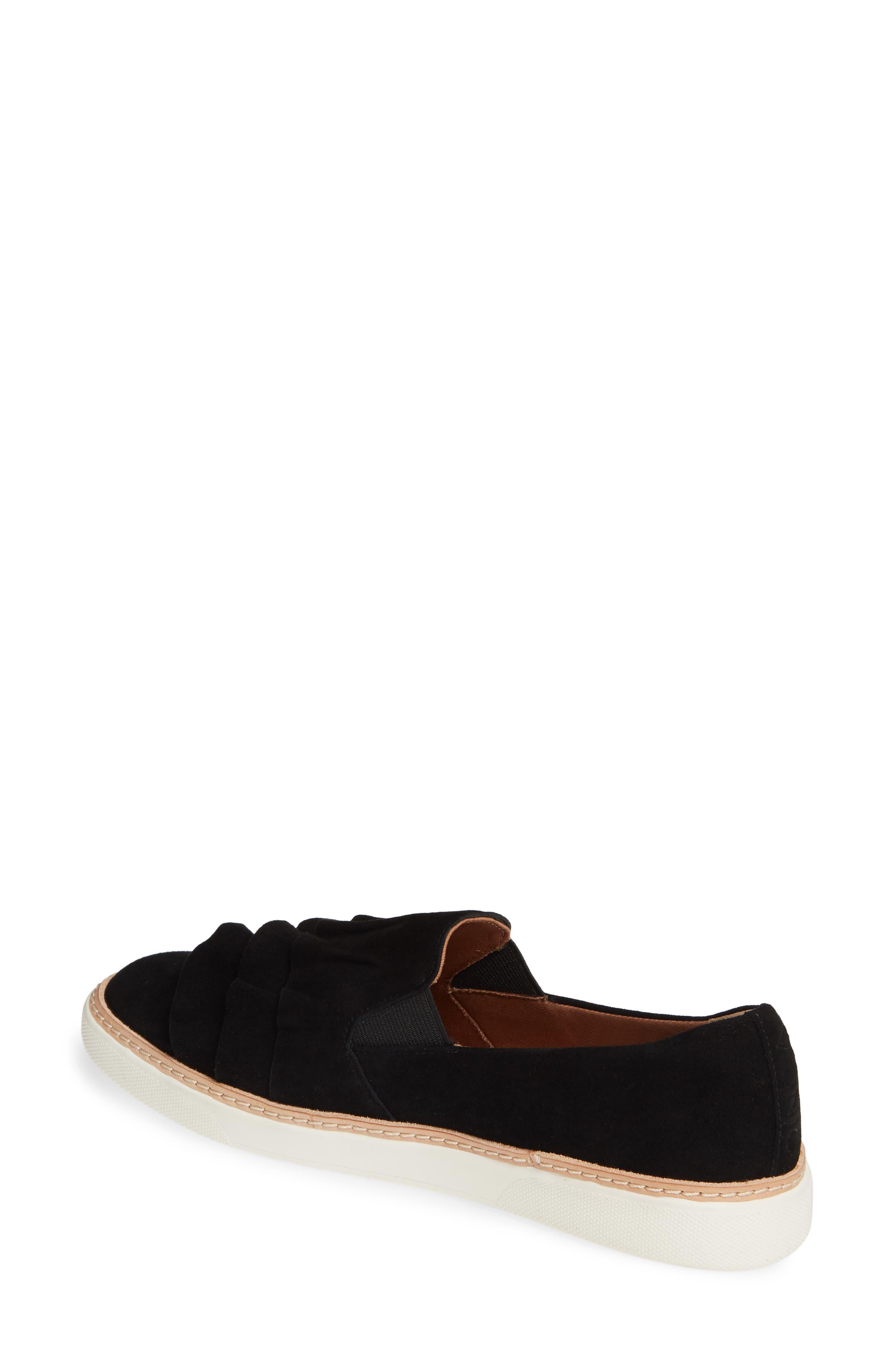 ,                             Mahalo Sneaker,                             Alternate thumbnail 2, color,                             BLACK SUEDE