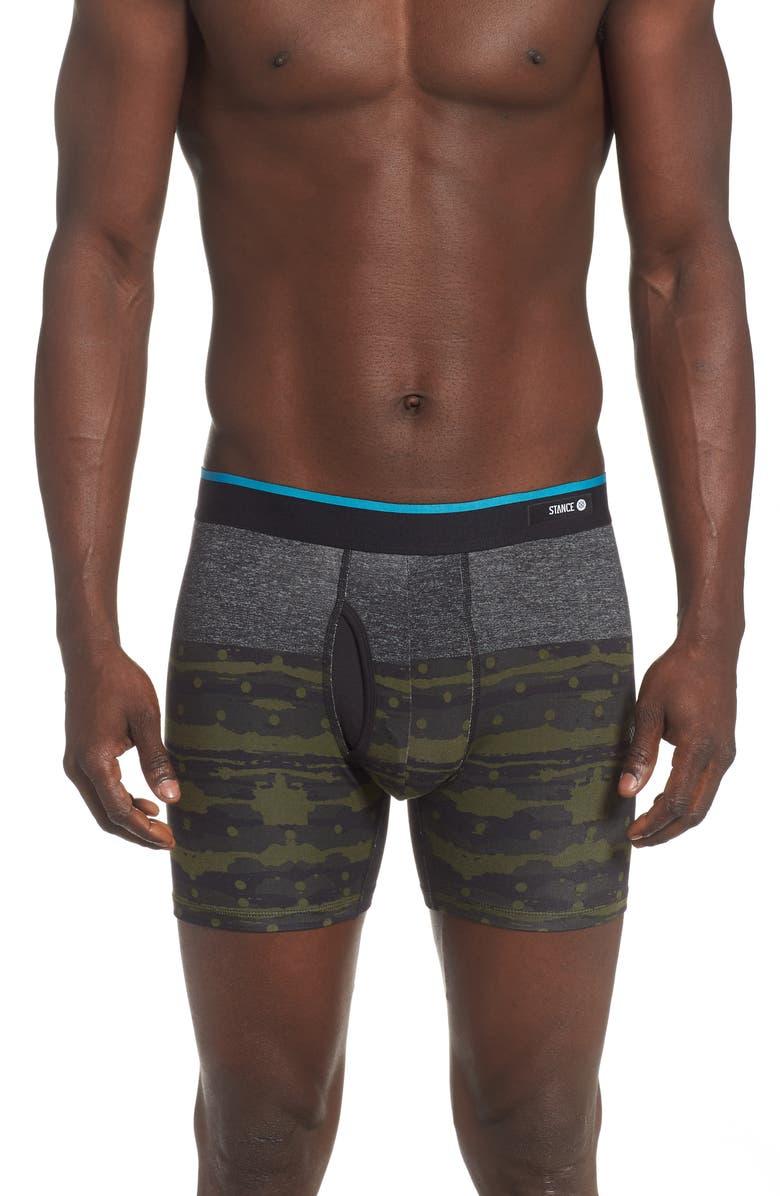 STANCE Polkamo Boxer Briefs, Main, color, BLACK
