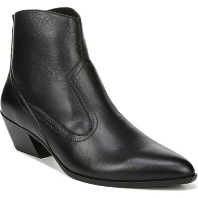 Naturalizer Wallis Western Boot, Black