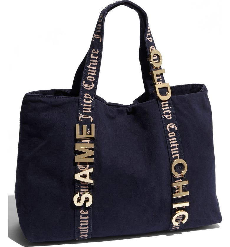 Juicy Couture Same Old Chic Canvas