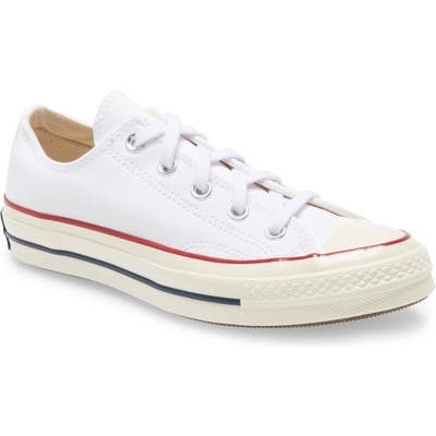 Converse Chuck All Star 70 Low Top Sneaker, White