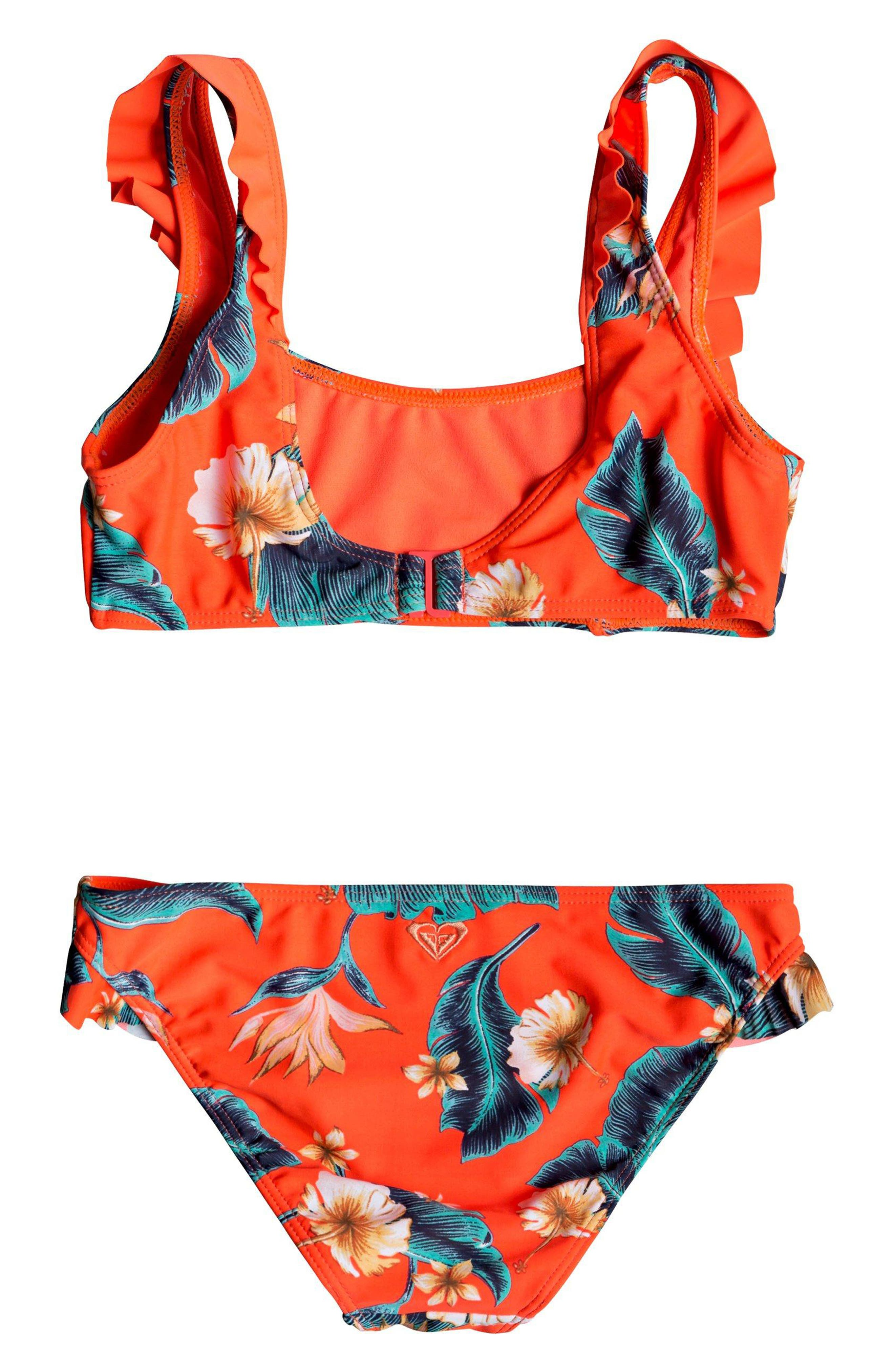 ,                             Seaside Lover Two-Piece Swimsuit,                             Alternate thumbnail 4, color,                             950
