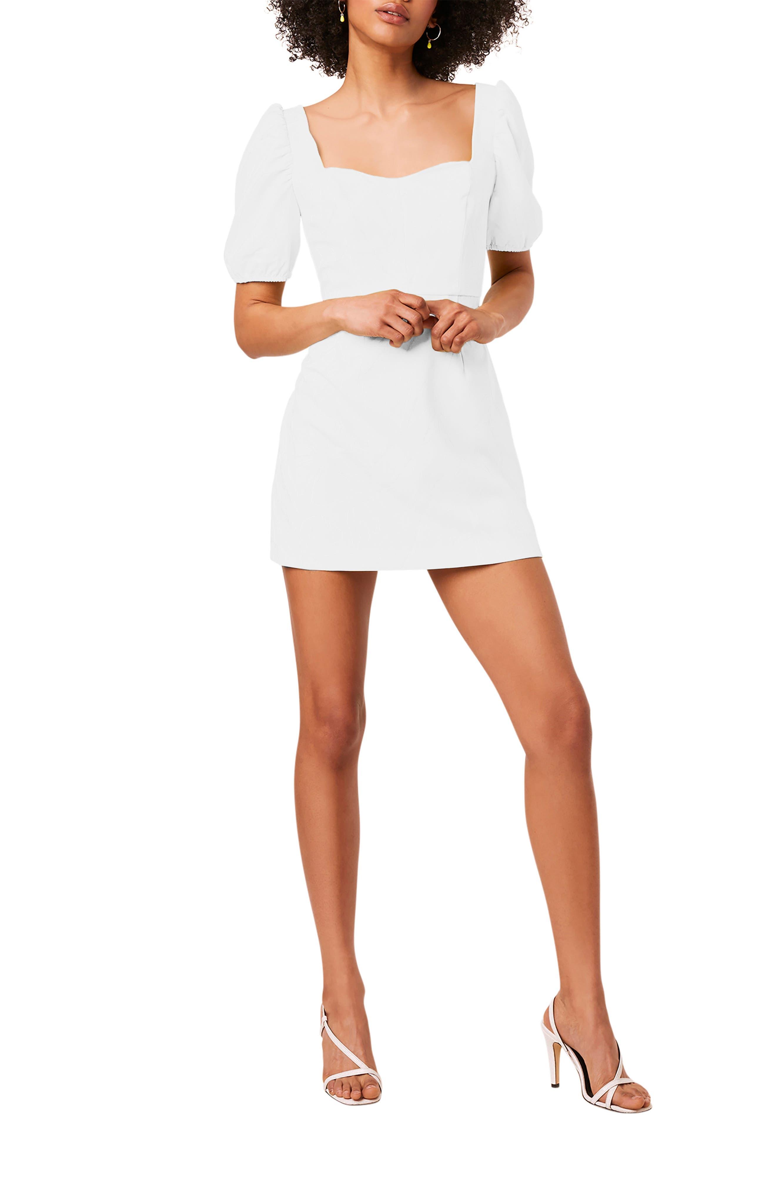 Berina Whisper Minidress