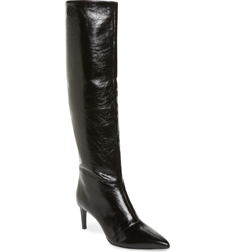 RAG & BONE Beha Knee High Boot, Main, color, 001