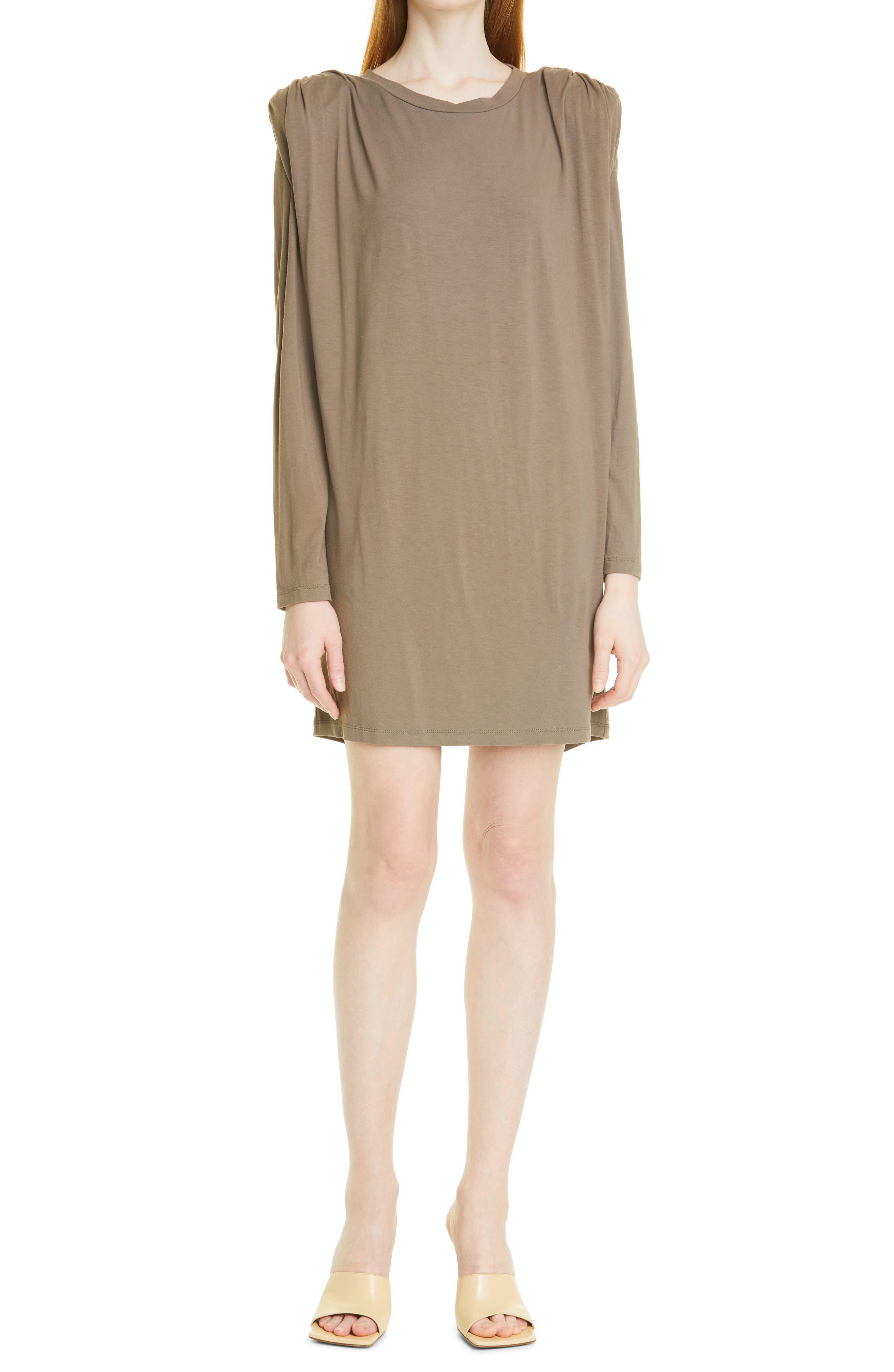 Sandra Long Sleeve Minidress