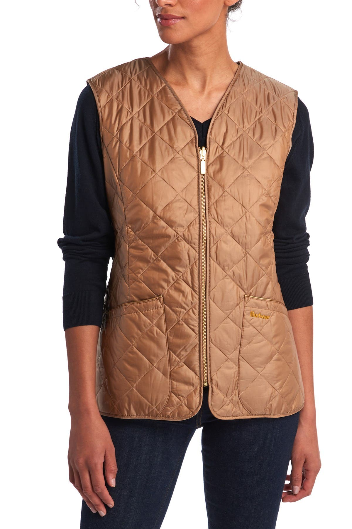 Image of Barbour Betty Fleece Vest Liner