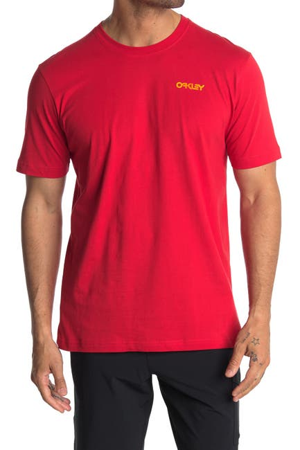 Image of Oakley Heritage Short Sleeve T-Shirt