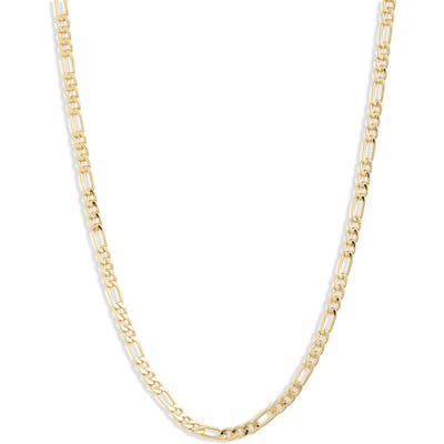 Jenny Bird Amaal Curb Chain Link Necklace