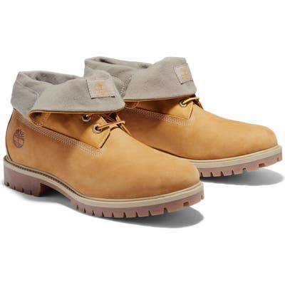 Timberland 110 Plain Toe Boot, Brown