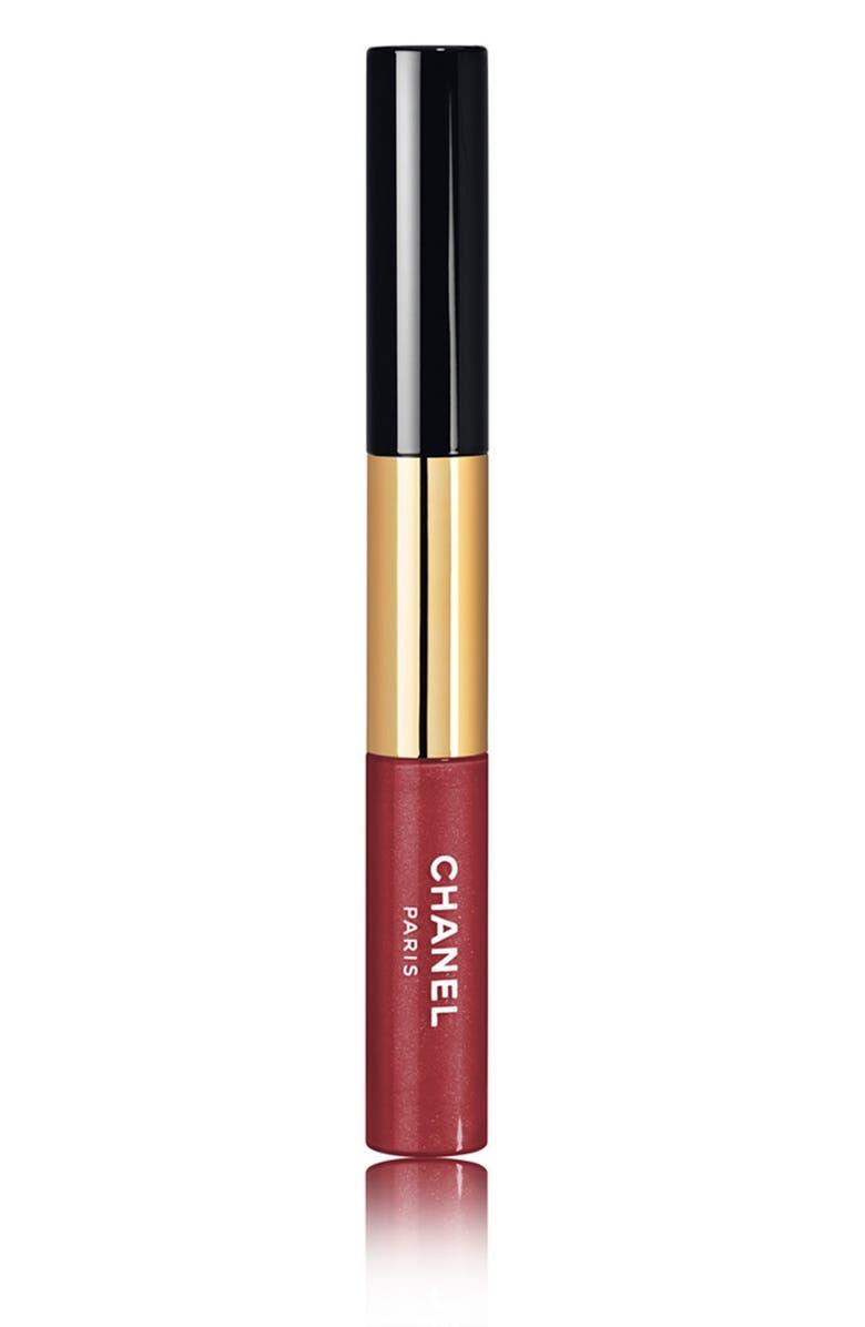 CHANEL ROUGE DOUBLE INTENSITÉ <br />Ultra Wear Lip Color, Main, color, 002