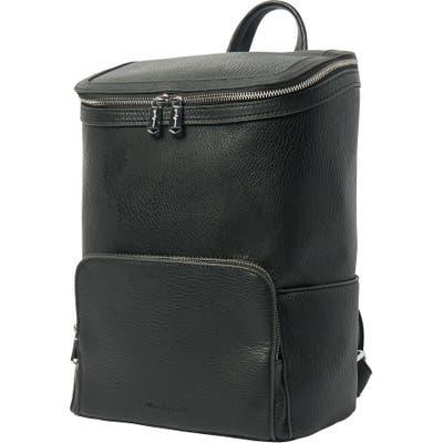 Urban Originals North Vegan Leather Backpack - Black