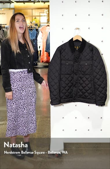 Maesbury Quilted Jacket, sales video thumbnail