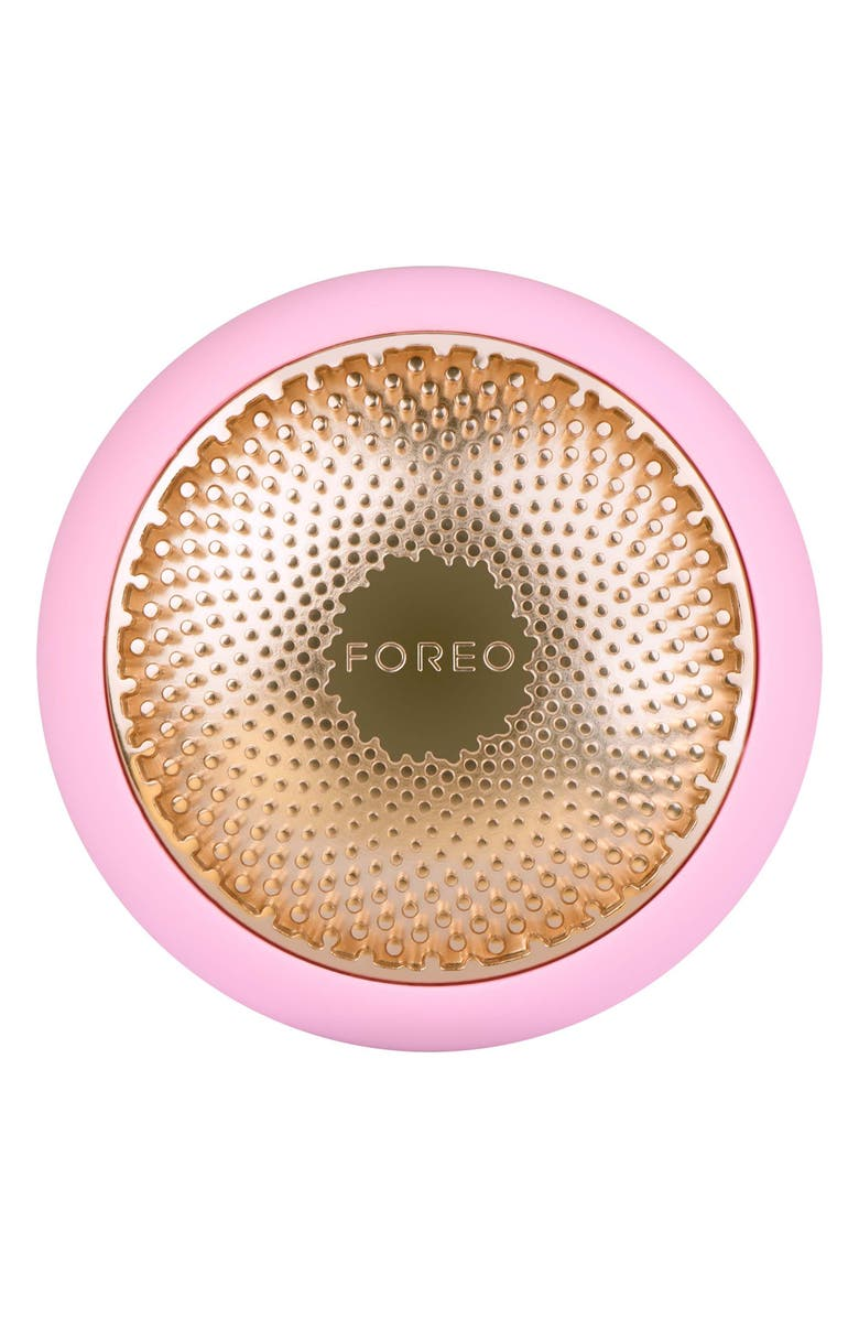 FOREO UFO<sup>™</sup> LED Thermo Activated Smart Mask, Main, color, PEARL PINK
