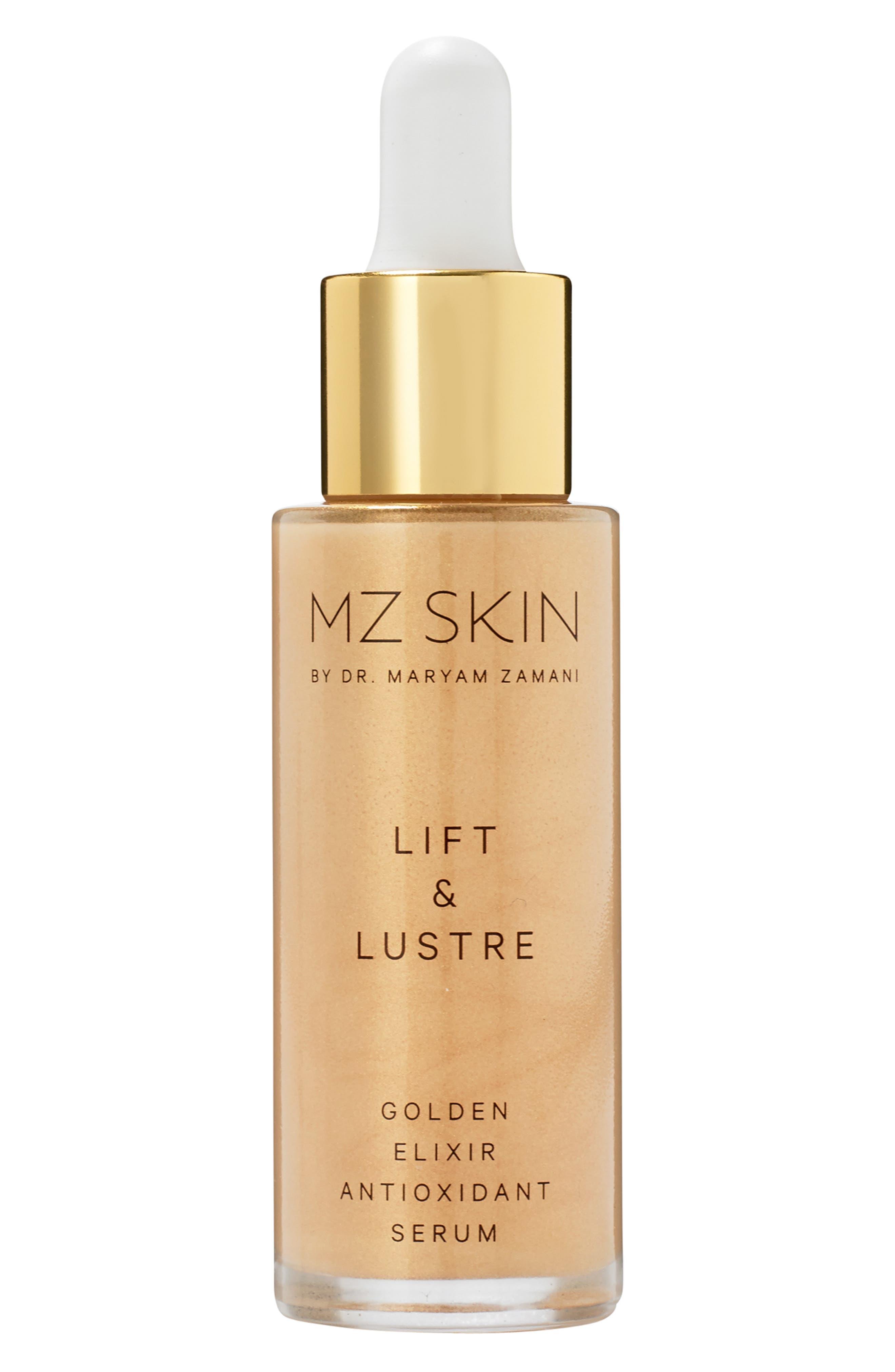Lift & Lustre Golden Elixir Antioxidant Serum