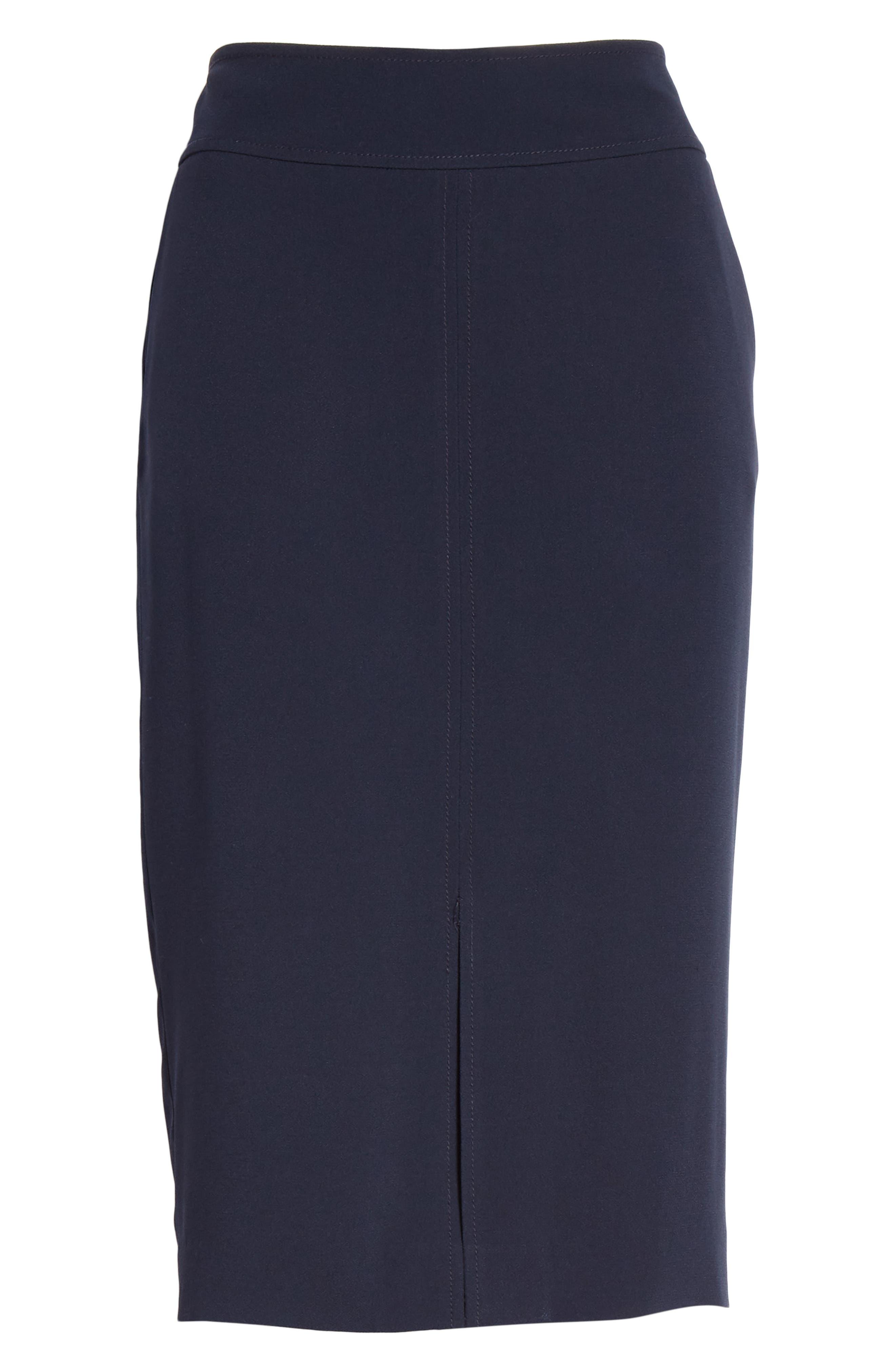 ,                             Pencil Skirt,                             Alternate thumbnail 6, color,                             401