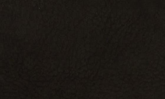 BLACK/ BLACK SUEDE