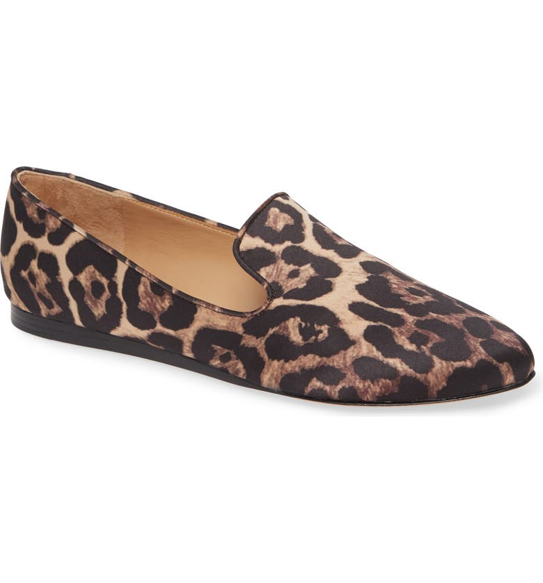 VERONICA BEARD Griffin Loafer, Main, color, LEOPARD PRINT