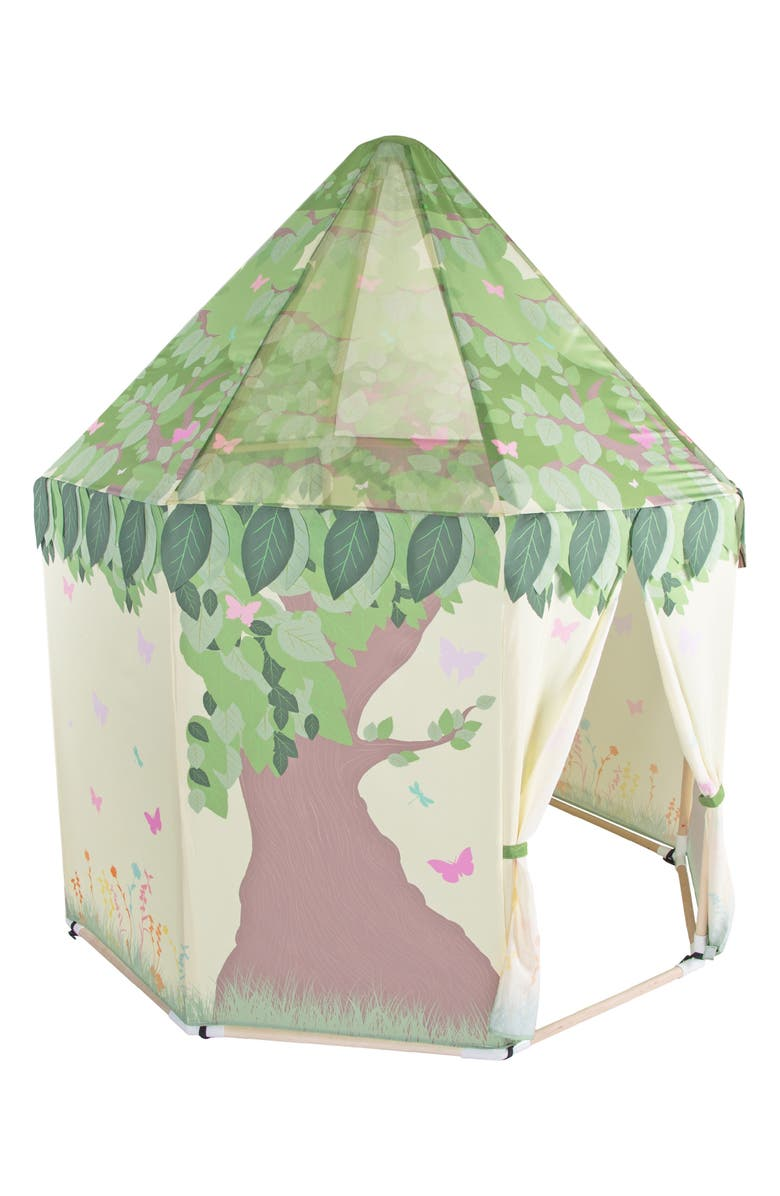 PACIFIC PLAY TENTS Butterfly Garden Tent, Main, color, GREEN