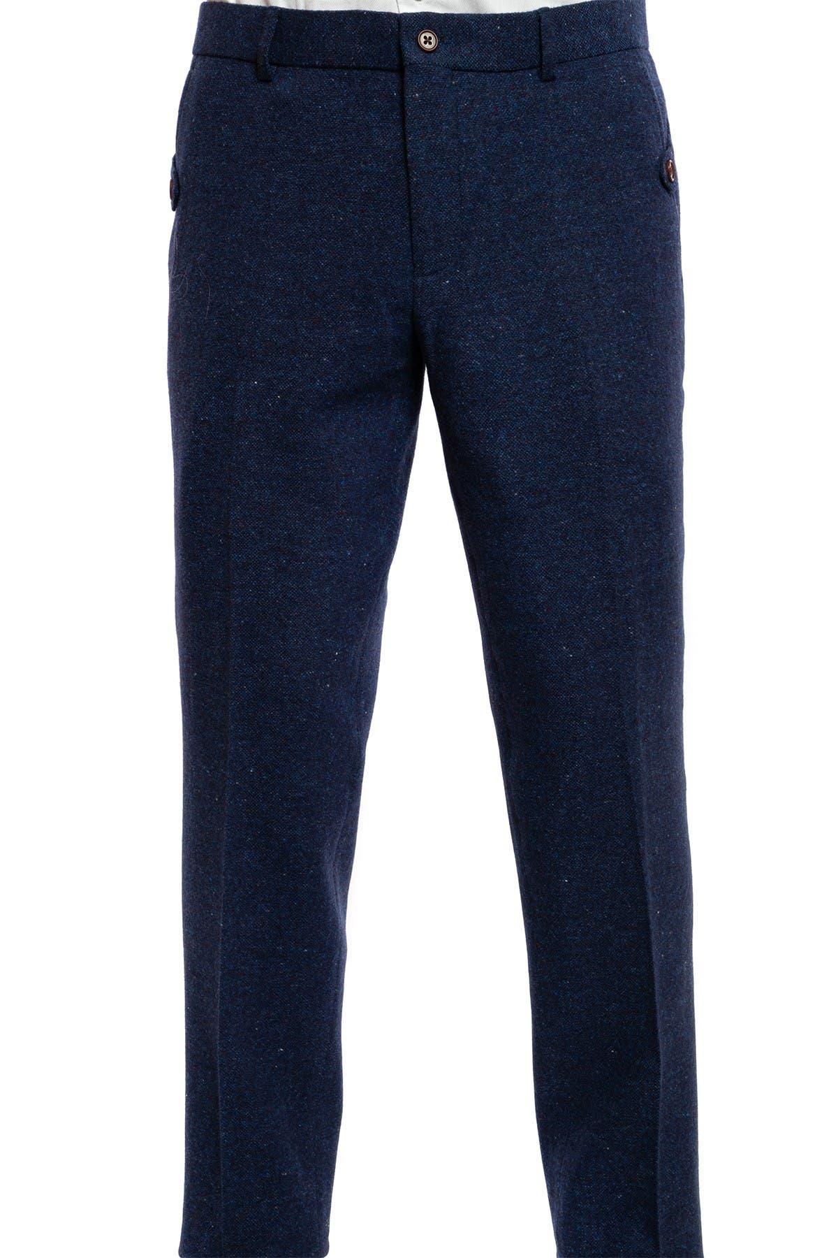 Image of Joe's Jeans Flat Front Straight Leg Pants