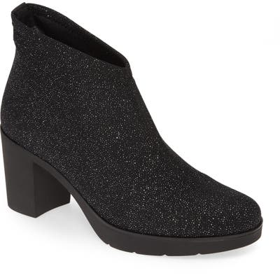 Toni Pons Finley Pull-On Bootie, Black