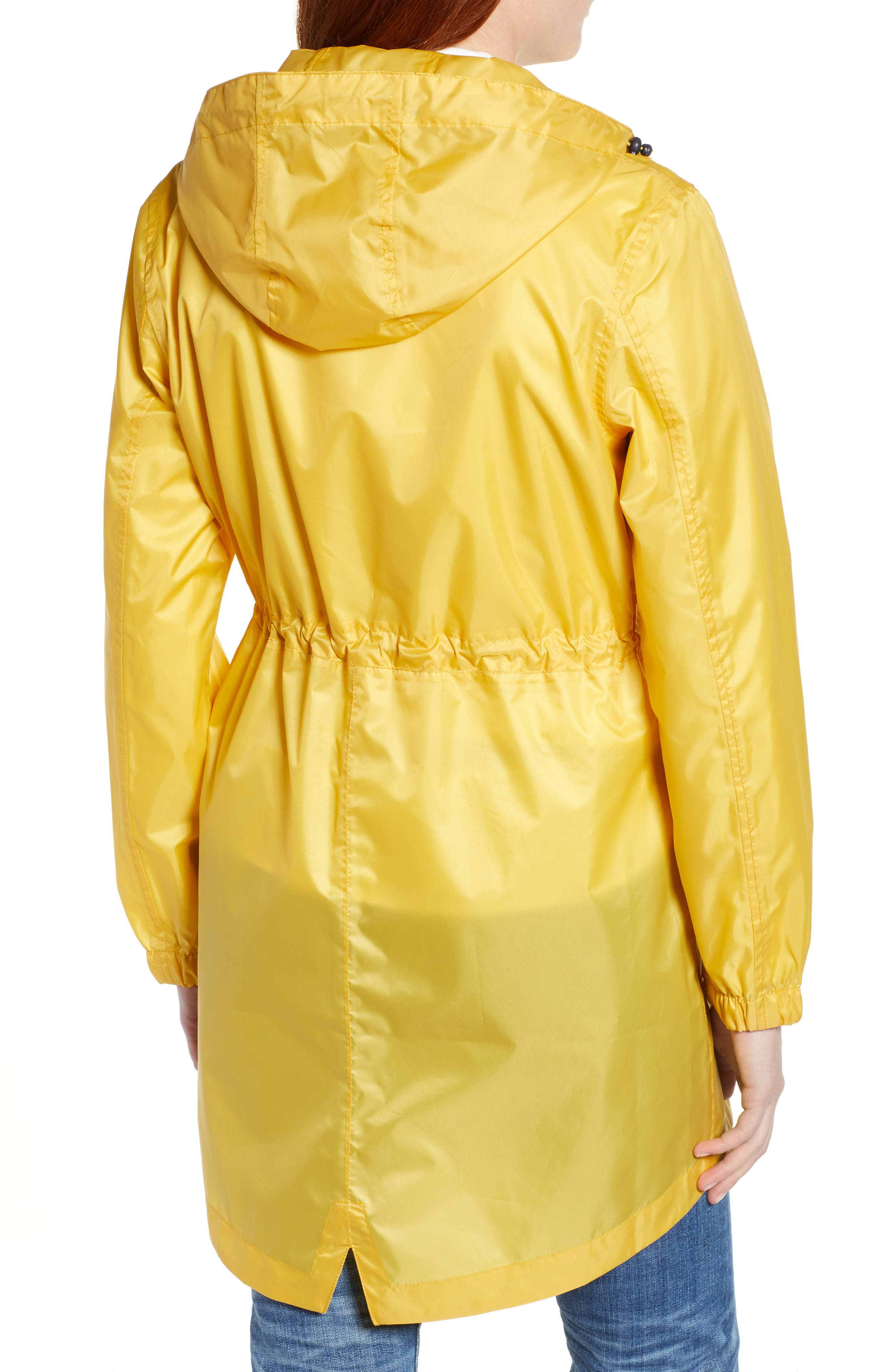 ,                             Right As Rain Golightly Packable Waterproof Hooded Jacket,                             Alternate thumbnail 2, color,                             ANTIQUE GOLD