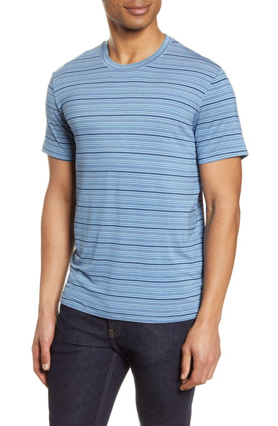 Ted Baker STRIPE CREWNECK T-SHIRT