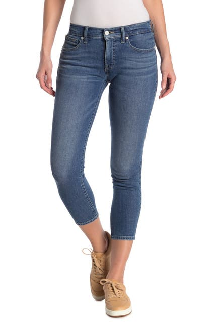 Image of Lucky Brand Ava Crop Jeans