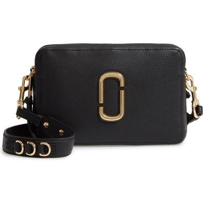 Marc Jacobs The Softsoft 27 Crossbody Bag - Black