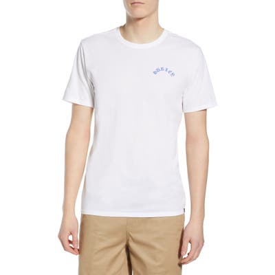 Hurley Dri-Fit Pray For Waves Graphic T-Shirt, White