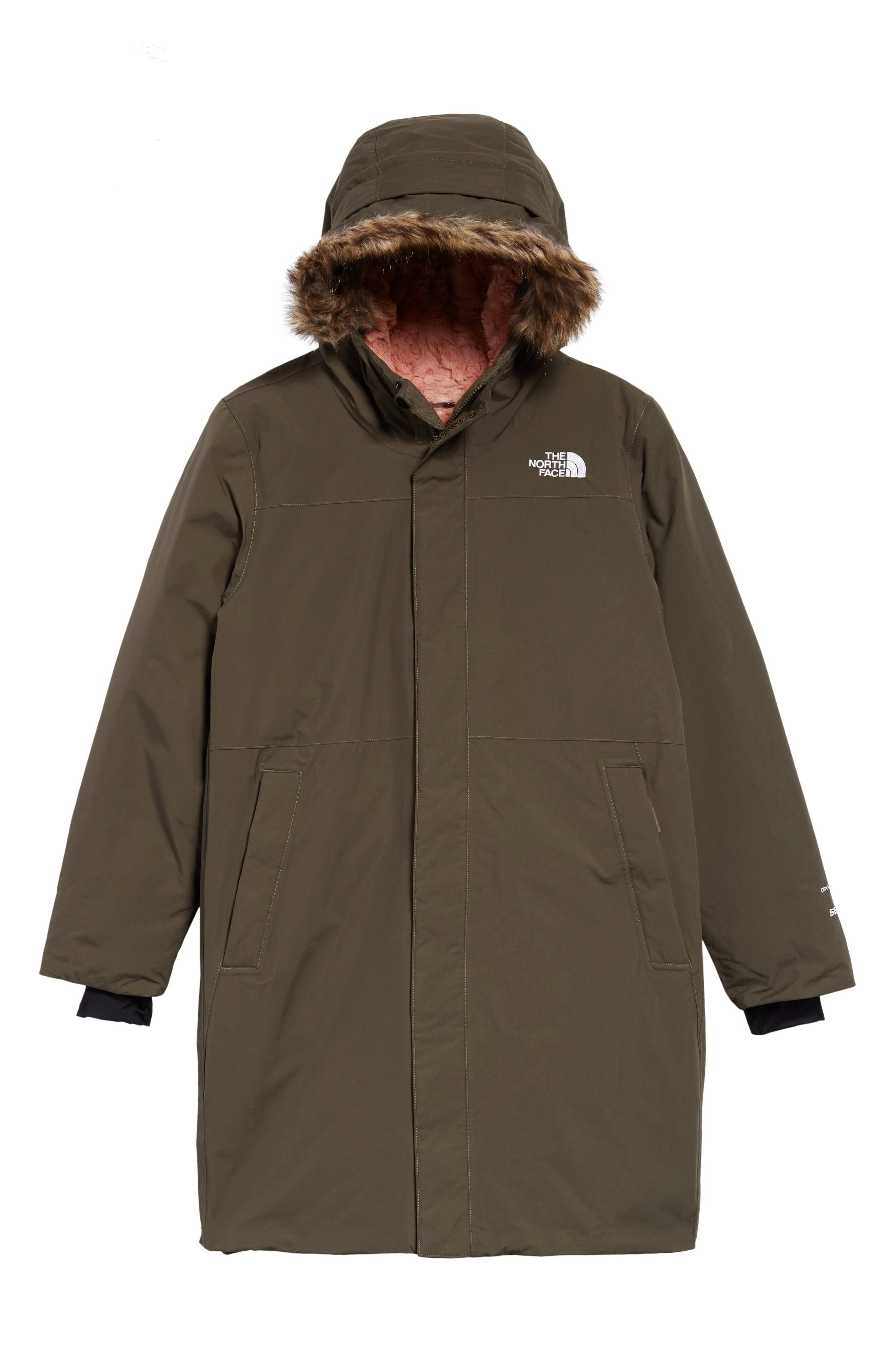 Image of The North Face Arctic Swirl Waterproof 550 Fill Power Down Parka