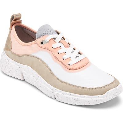 Rockport Re Trainer Sneaker, White