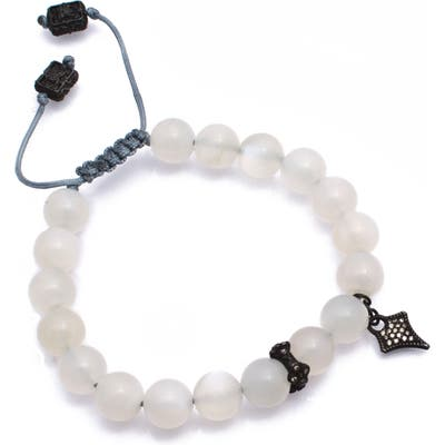 Armenta Old World Moonstone & Diamond Bracelet