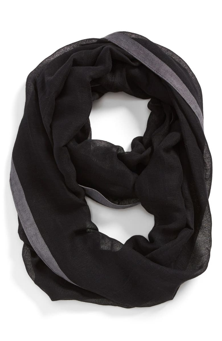 HALOGEN<SUP>®</SUP> Infinity Scarf, Main, color, 001