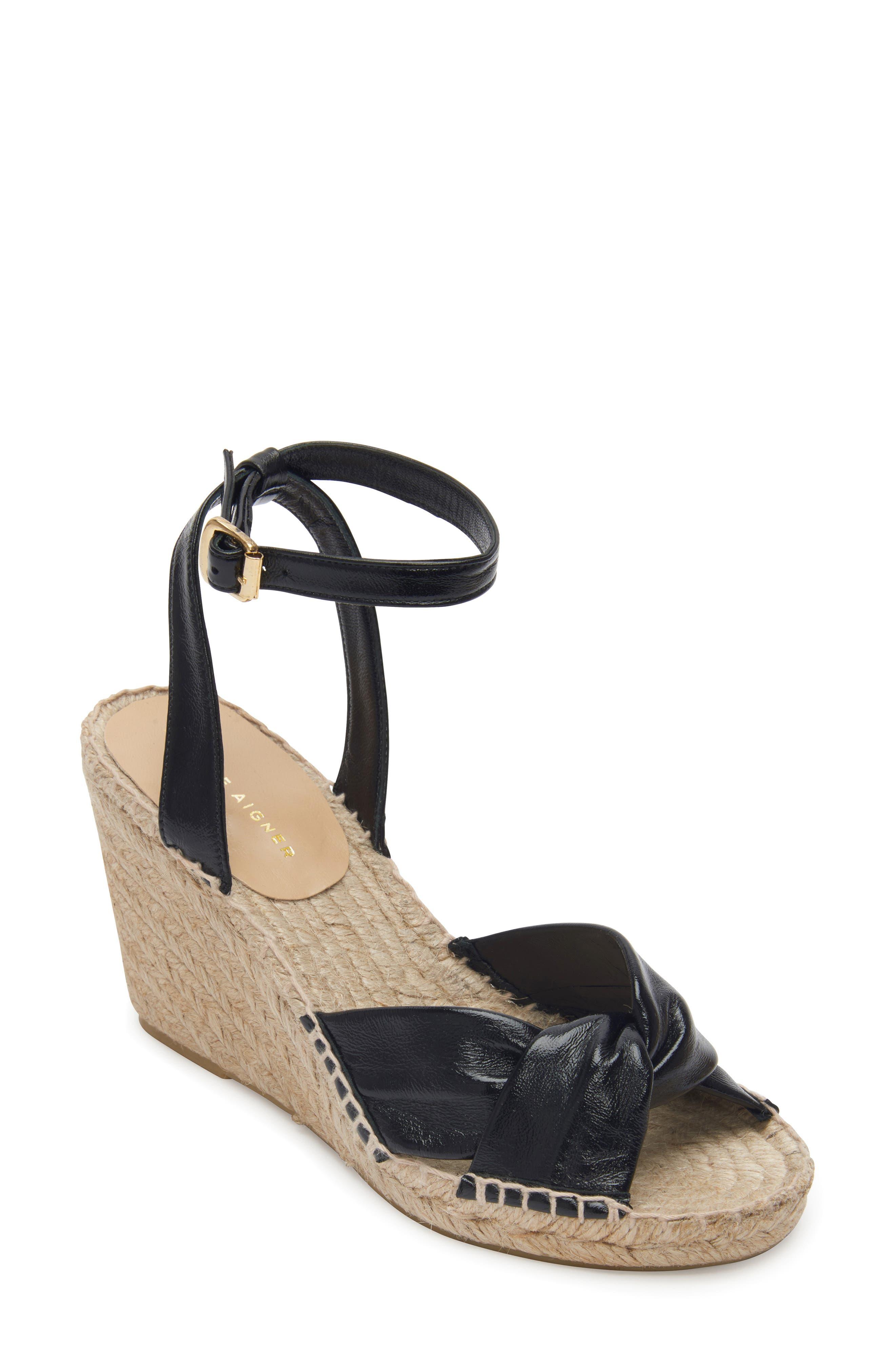 Vera Espadrille Wedge Sandal