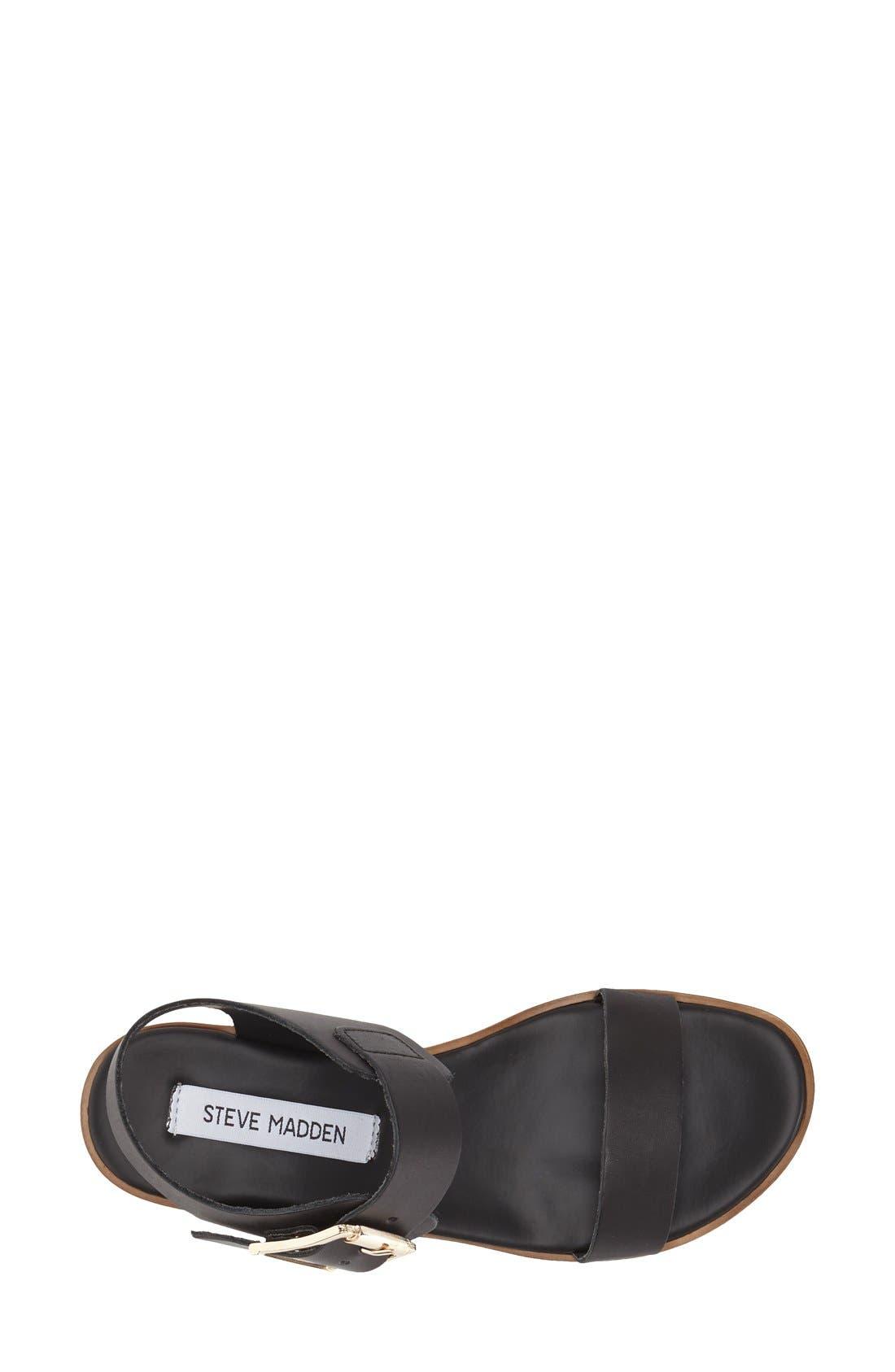 ,                             'Madylynn' Platform Sandal,                             Alternate thumbnail 2, color,                             001