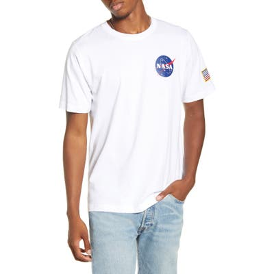 Alpha Industries Space Shuttle T-Shirt, White