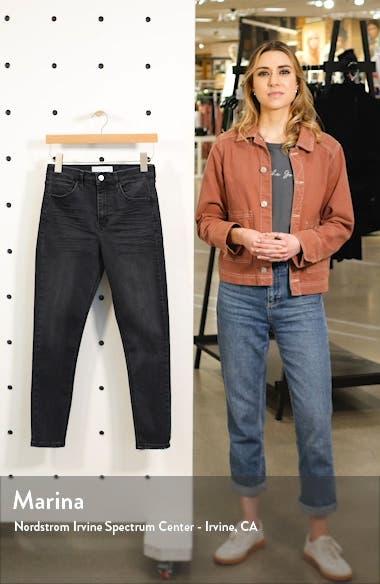 Jamie Raw Hem Jeans, sales video thumbnail