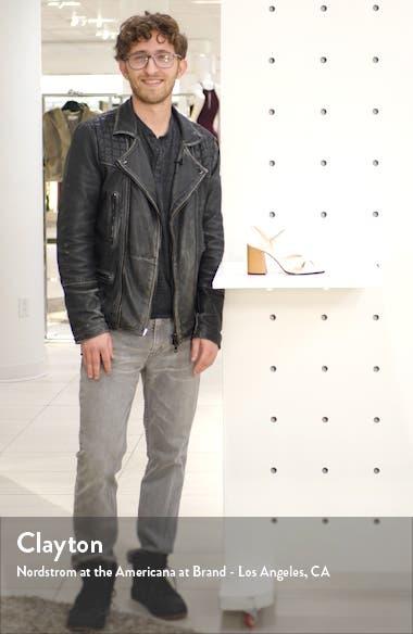 Joya Leather Sandal, sales video thumbnail