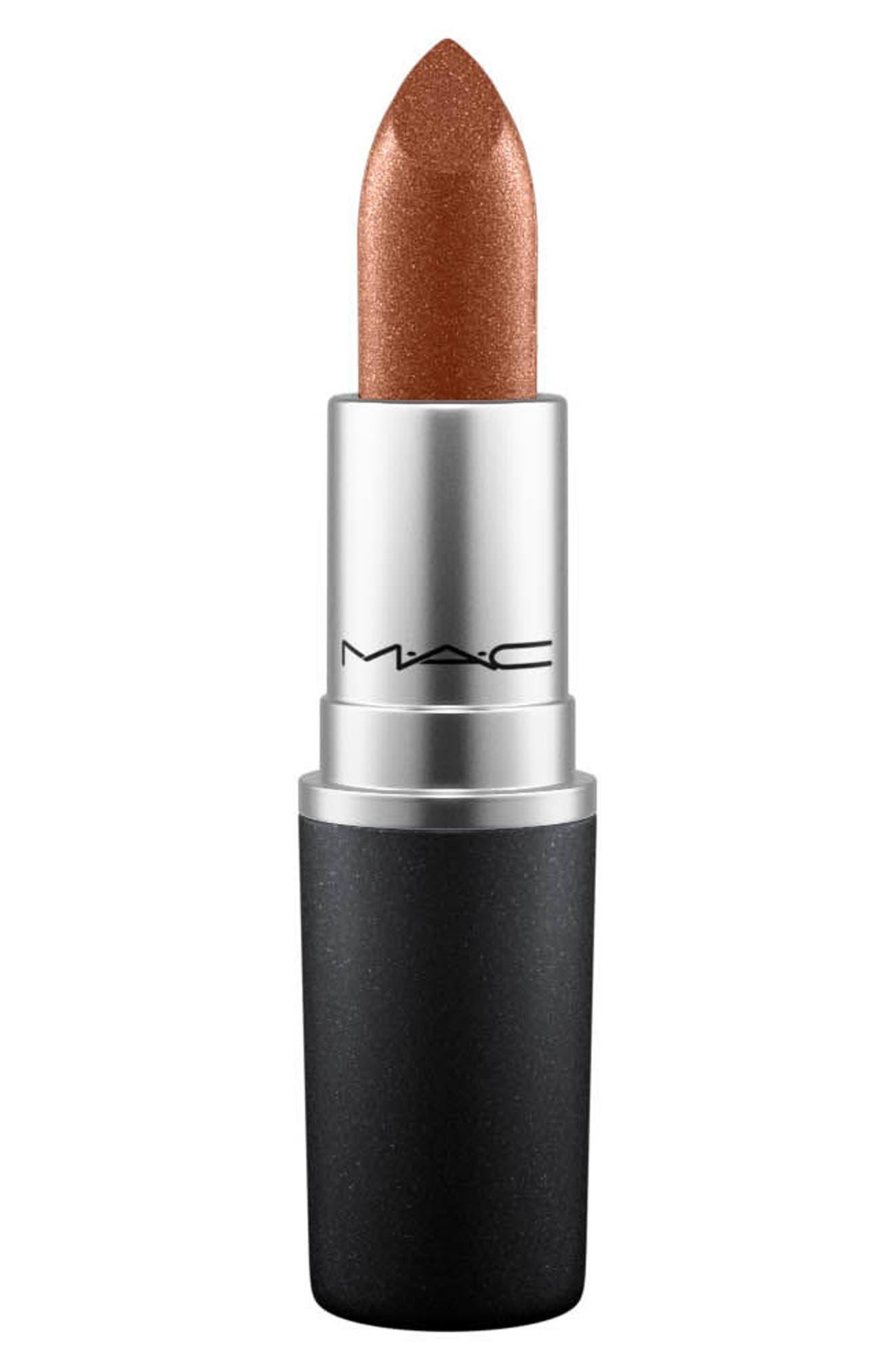 ,                             MAC Strip Down Nude Lipstick,                             Main thumbnail 209, color,                             241