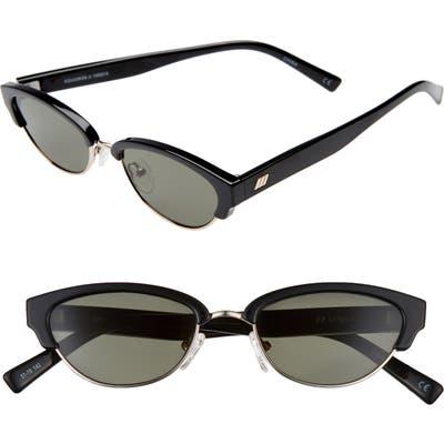 Le Specs Squadron 51Mm Brow Bar Sunglasses -