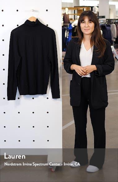 Men's Shop Merino Wool Turtleneck Sweater, sales video thumbnail